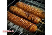 Resep Sosis Bakar - Mantapnya sosis bakar siap disantap