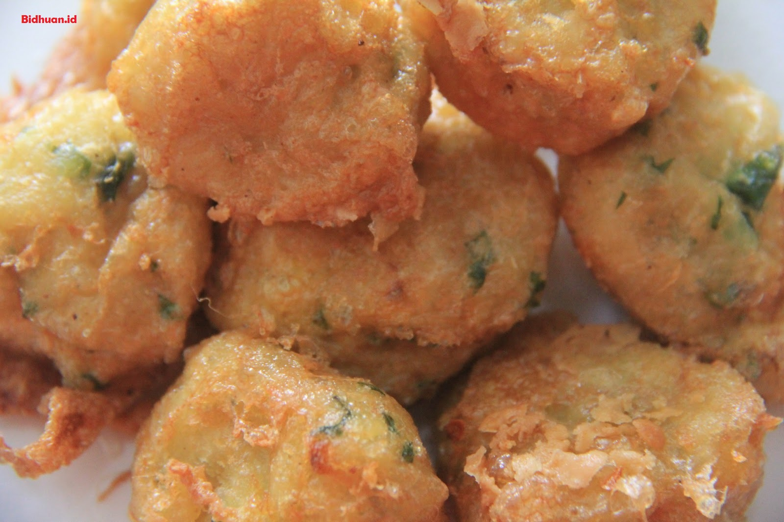 Resep perkedel kentang kukus