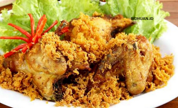 resep ayam kremes sederhana