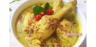 2 Resep Opor Ayam Spesial Pasti Nikmat