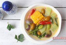 2 Resep Sayur Lodeh Komplit yang Mudah Dibuat