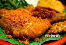 3 Resep Ayam Penyet Nikmat Buatan Sendiri