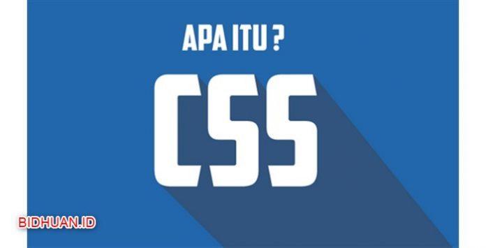 Apa Itu CSS - Pengertian Komponen Tujuan Fungsi Cara Kerja Manfaat dan Contohnya