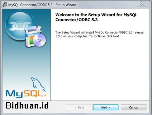 Connector MySQL