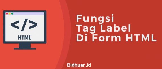 Fungsi Tag Pada HTML