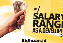 Gaji Programmer Pengembang Desktop Programming dan Web Programming di Indonesia
