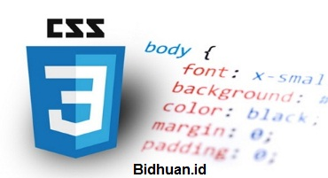 Pengertian dari Istilah CSS