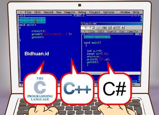 Belajar Bahasa C Sebagai Fondasi dan Modal Awal Menjadi Programmer Handal