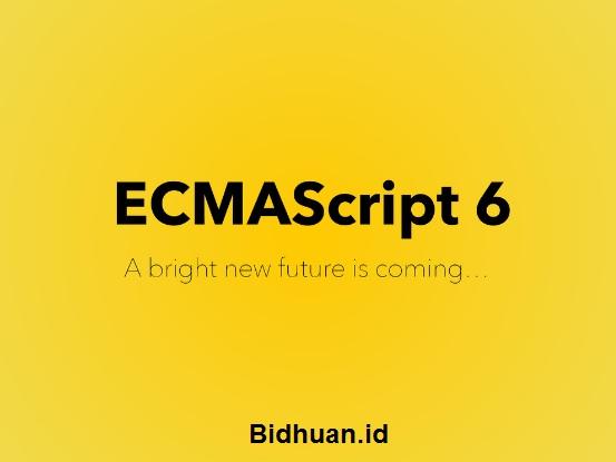 Generasi ke 6 ECMAScript