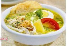 3 Resep Soto Ayam Khas Nusantara yang Mudah Dibuat