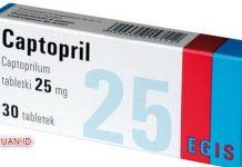 Captopril Adalah Obat ACE Inhibitors - Indikasi Efek Samping dan Harga