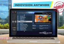 Indovision Anywhere - Cara Install Aplikasi dan Gunakan Dimana dan Kapan Saja