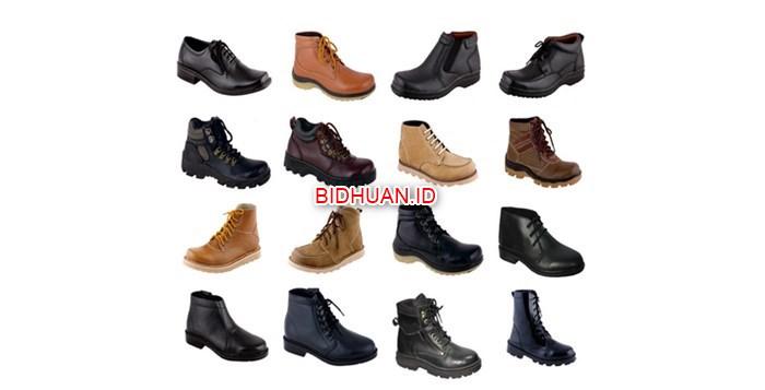 Mix and Match Sepatu Boot Pria
