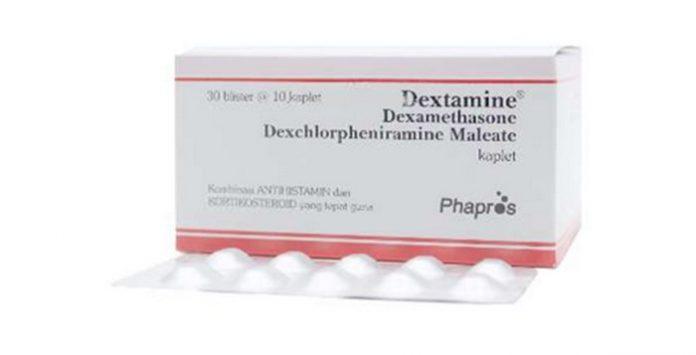 Obat Dextamine - Obat Untuk Gatal Alergi dan Harga di Apotik