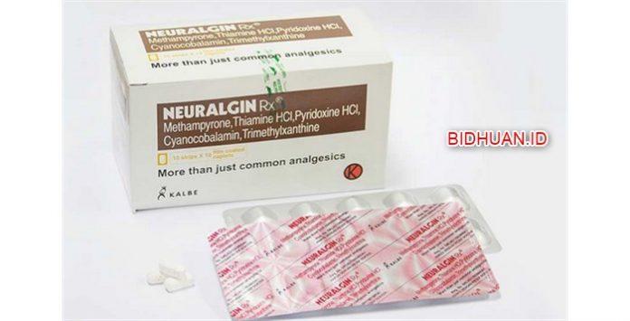 Obat Neuralgin - Gambar Indikasi Harga Batas Aman dan Efek Samping
