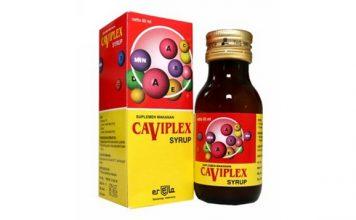 Caviplex - Komposisi Dosis Manfaat Keunggulan dan Efek Samping
