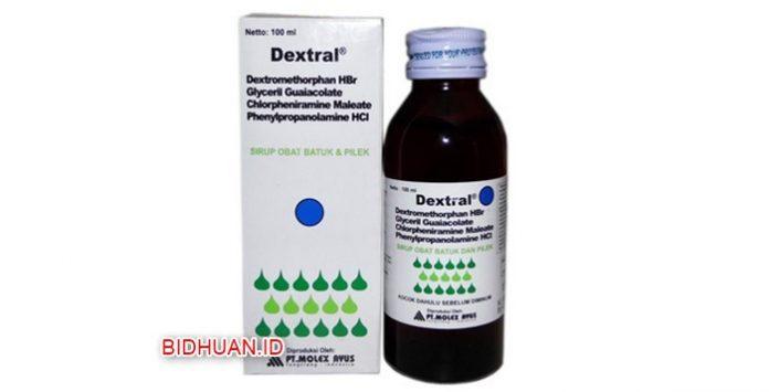 Dextral Obat Apa - Manfaat Indikasi Kontraindikasi Dosis cara Penggunaan dan Efek Samping