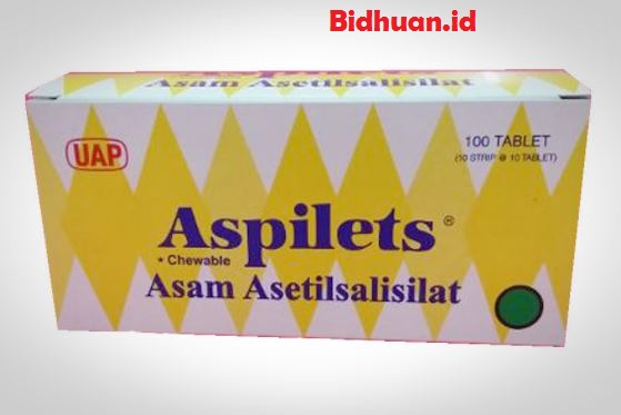Dosis Aspilet