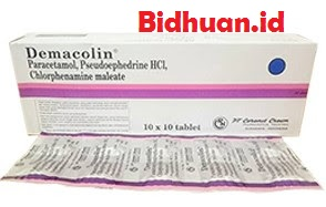 Dosis Demacolin