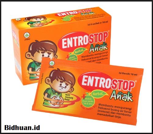Dosis dan Cara Penggunaan Entrostop Anak