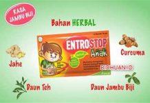 Entrostop Anak - Komposisi Manfaat Dosis Cara Penggunaan, Efek Samping dan Interaksi