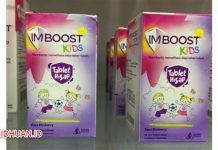 Imboost Kids - Komposisi Indikasi Dosis Efek Samping dan Peringatannya