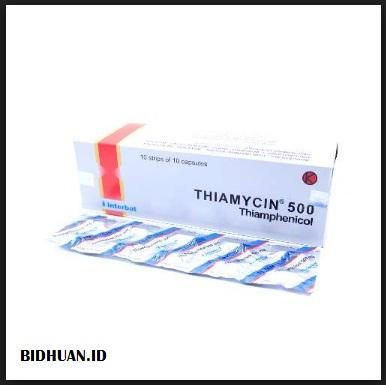KomposisiThiamycin