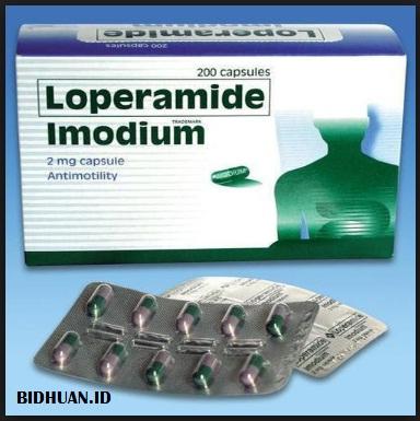 Loperamide Imodium