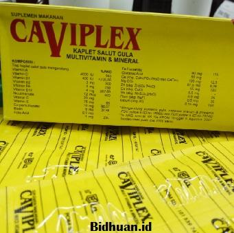 Manfaat Caviplex