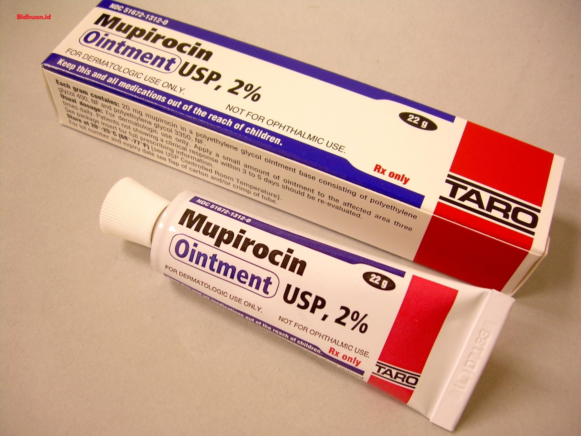 Mupirocin, Obat Salep Untuk Bisul