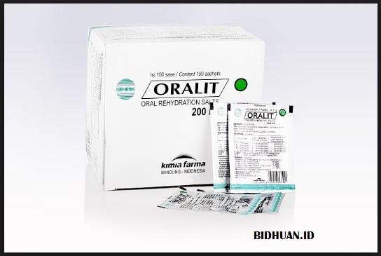 Obat Diare Manjur Oralit