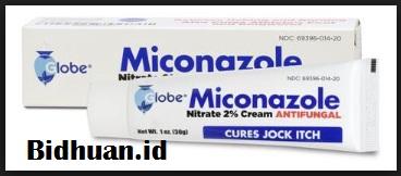Obat Kurap Miconazole