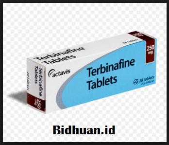 Obat Kurap Terbinafine