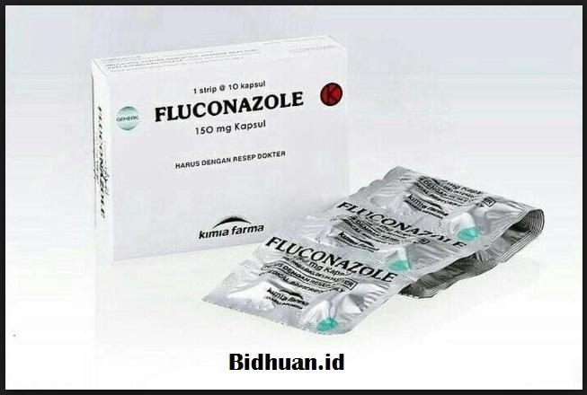 Obat Panu Tablet Fluconazole