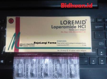 Obat mencret dewasa dengan menggunakan loremid