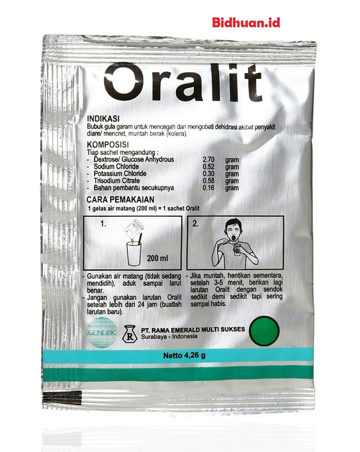 Obat mencret dewasa dengan menggunakan oralit
