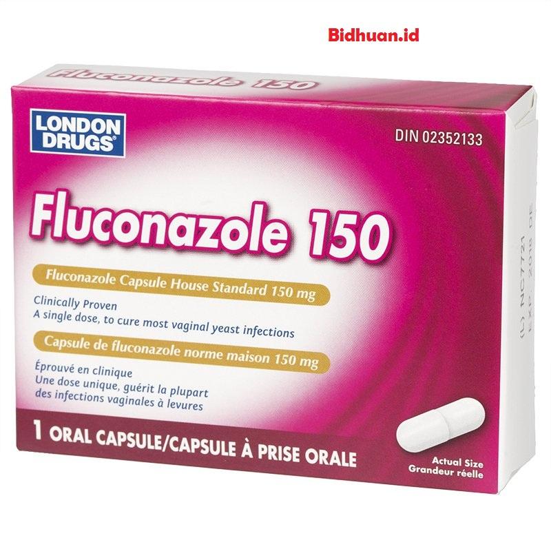 Obat panu dengan menggunakan Fluconazole