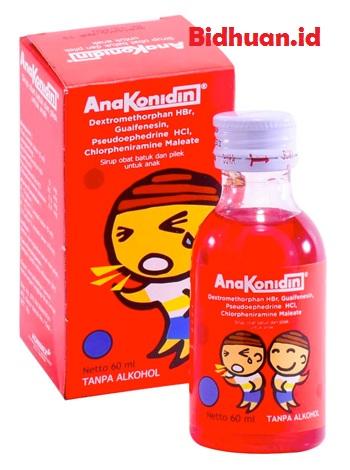Obat pilek anak menggunakan Anakonidin