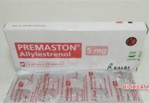 Premaston Penguat Kandungan - Indikasi Dosis Serta Efek Samping