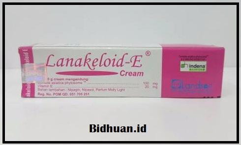 Salep Antibiotik Lanakeloid
