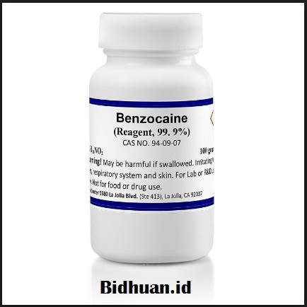 Salep untuk Bisul Benzocaine