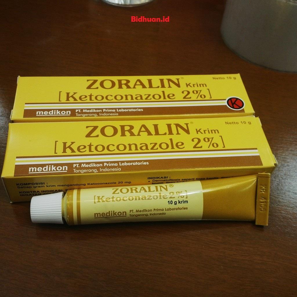 Zoralin, Obat Panu Dengan Harga Sangat Terjangkau