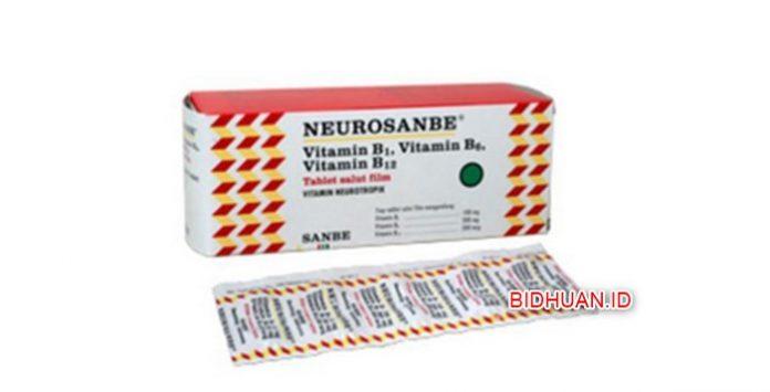 3 Fungsi Utama Obat Neurosanbe yang Punya Kandungan Vitamin B Lengkap