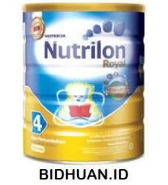Susu Penambah Berat Badan Nutrilon Royal Pronutra+ 4