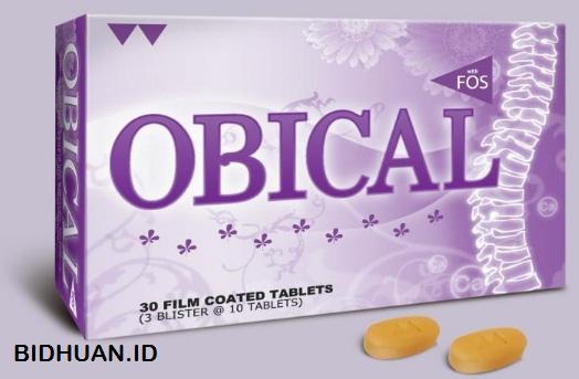 Vitamin Untuk Ibu Hamil Obical