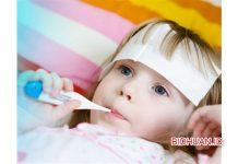 5 Merk Obat Penurun Panas Anak Yang Bagus Dan Terbaik