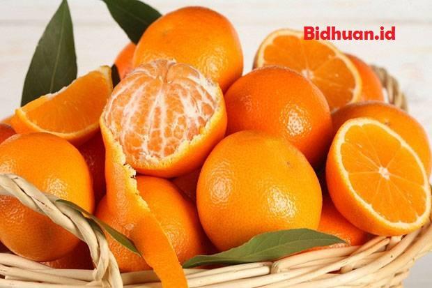 Asam folat di dalam buah jeruk