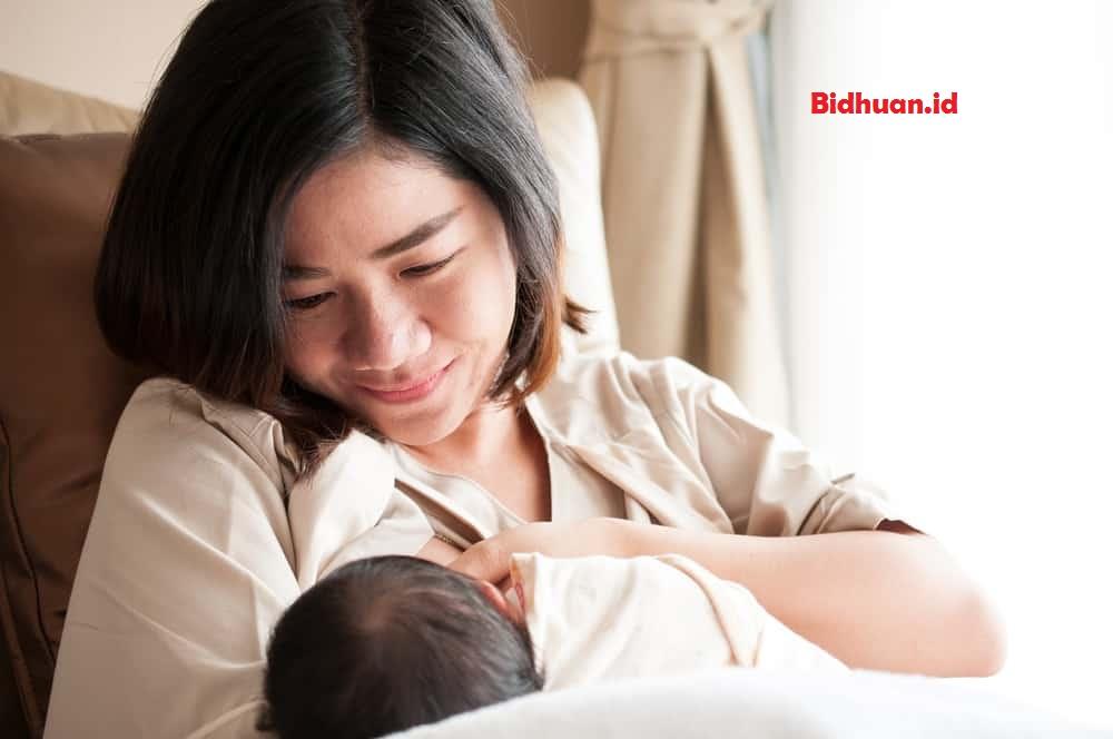 Cara mengecilkan perut dengan menyusui bayi