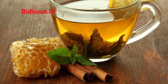 Cara menghilangkan batuk dengan teh dan madu