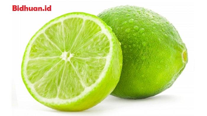 Mengatasi gusi bengkak dengan jeruk nipis